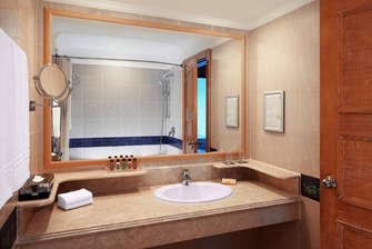 Standard Room / Bathroom