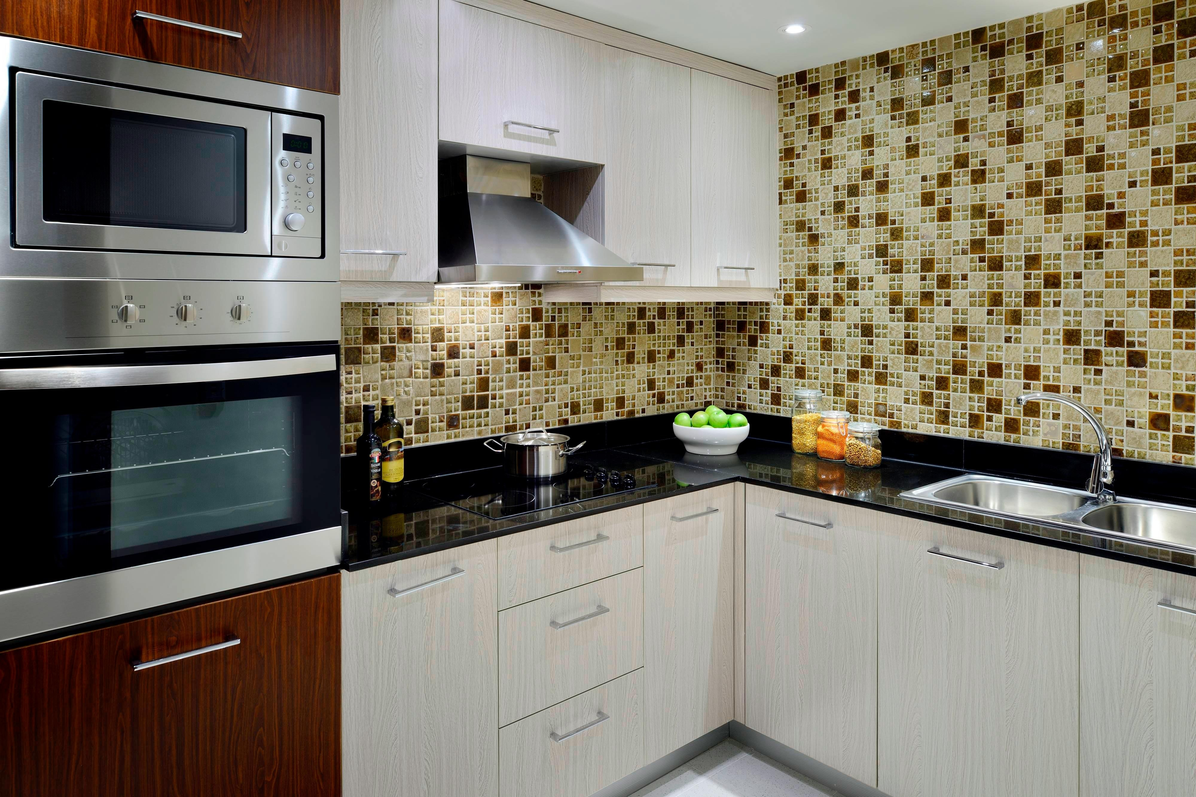 Addis Ababa Marriott Executive Apartments Kitchen
