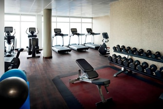 Marriott Executive Apartments Addis Ababa Fitness