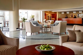 Marriott Executive Apartments Addis Ababa Lobby