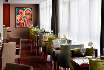 Marriott Executive Apartments Addis Ababa Restaurant
