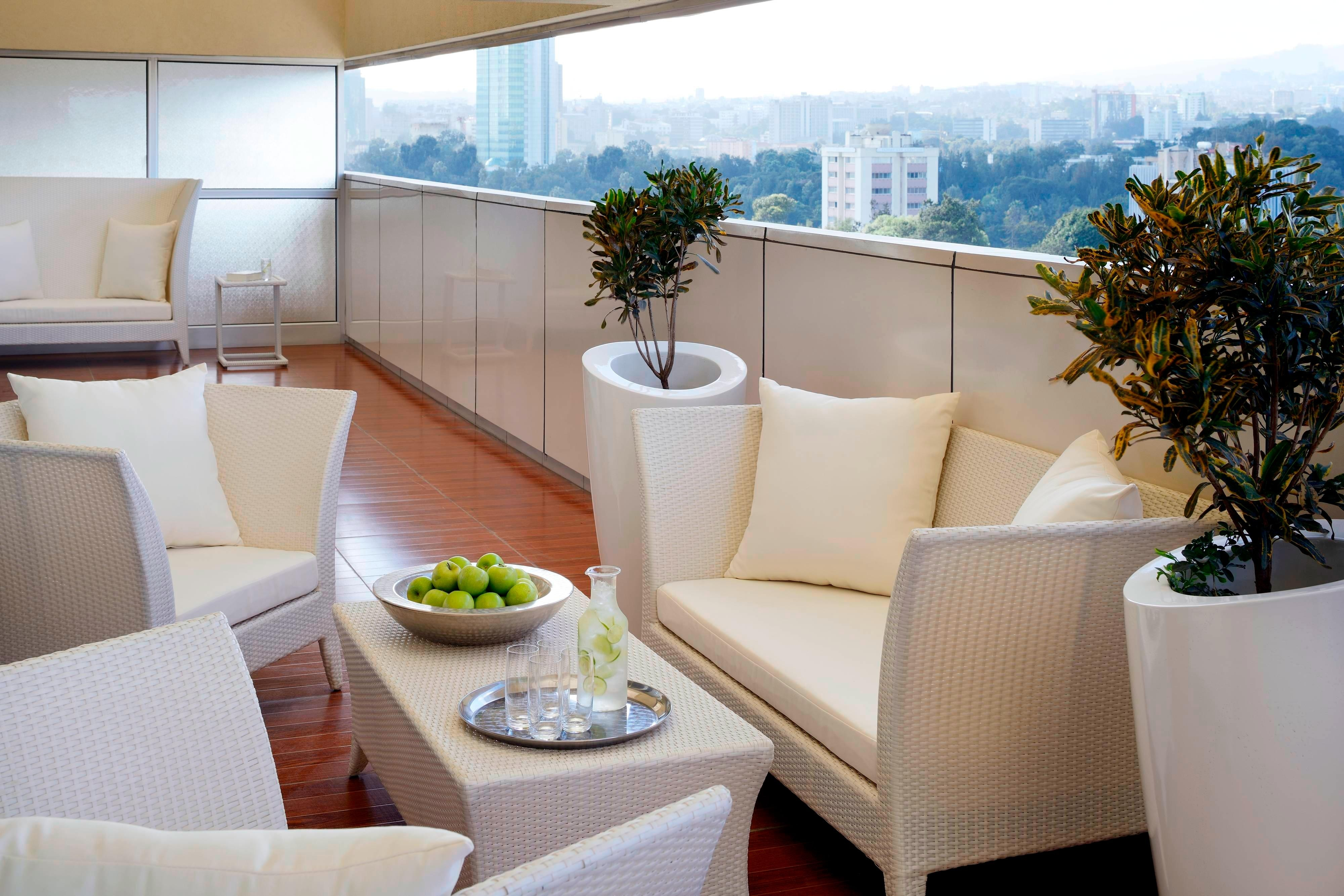 Addis Ababa Marriott Executive Apartments Hotel Suites
