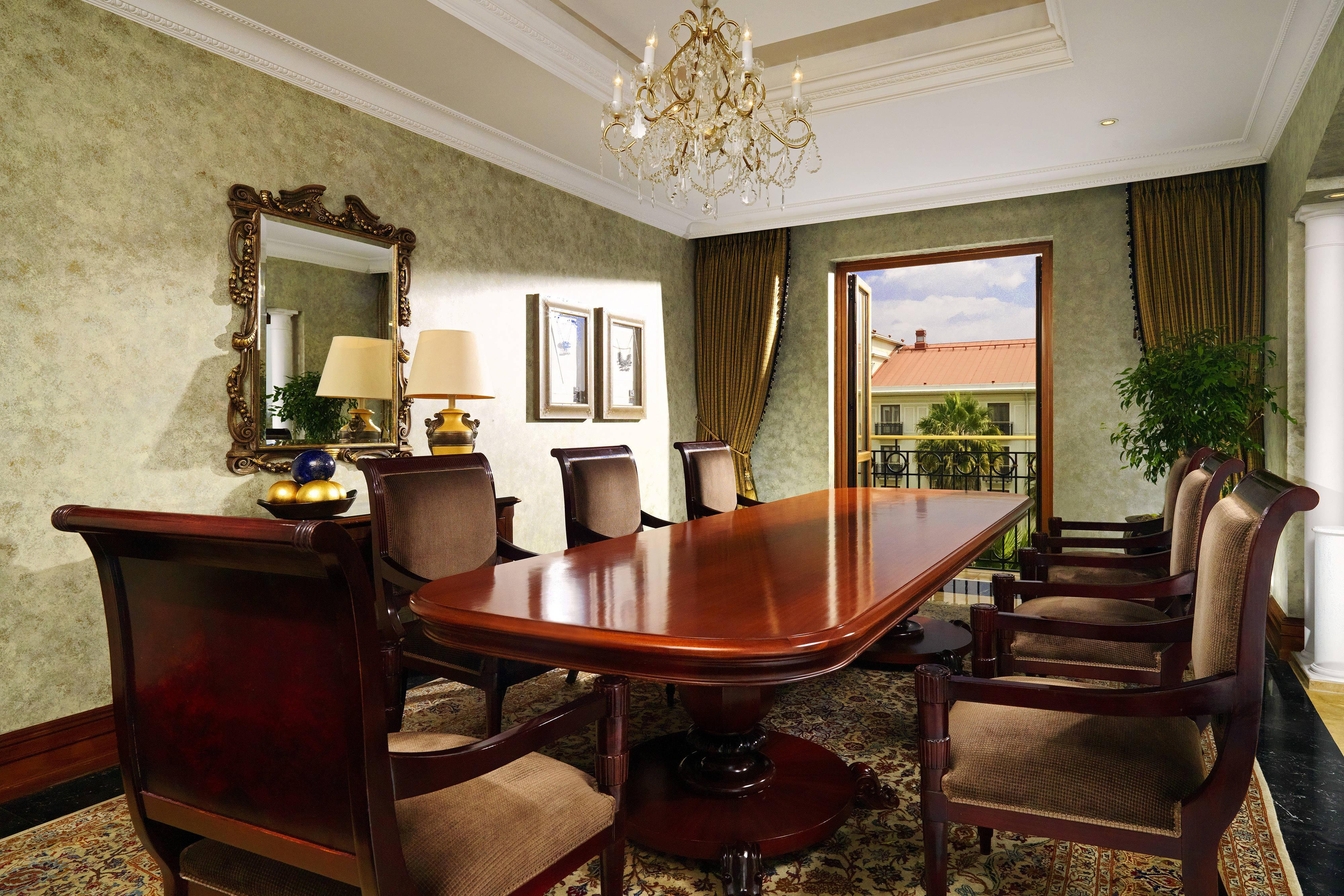 Executive Suite Dining Room