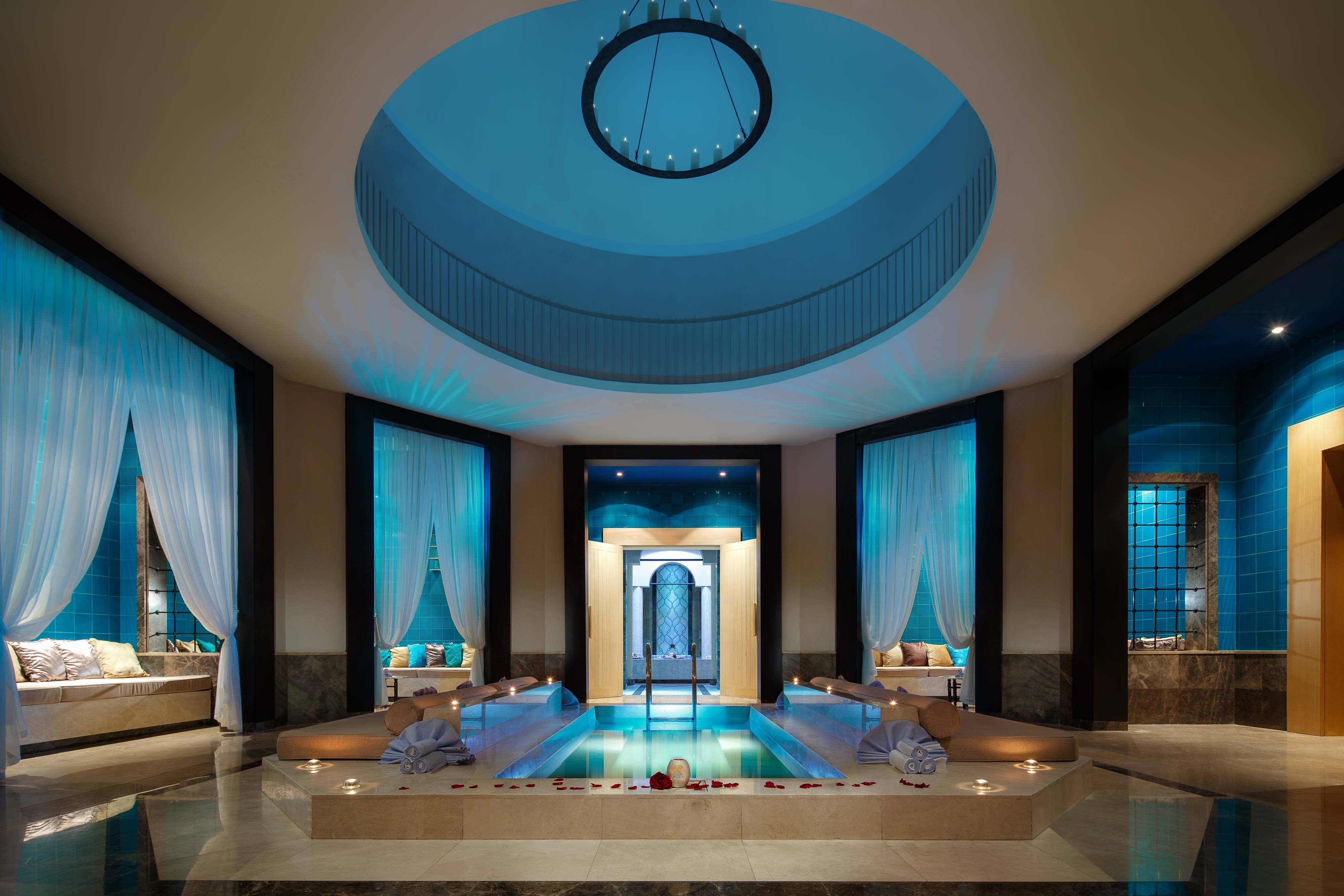 SOUL Spa - Hammam Lounge