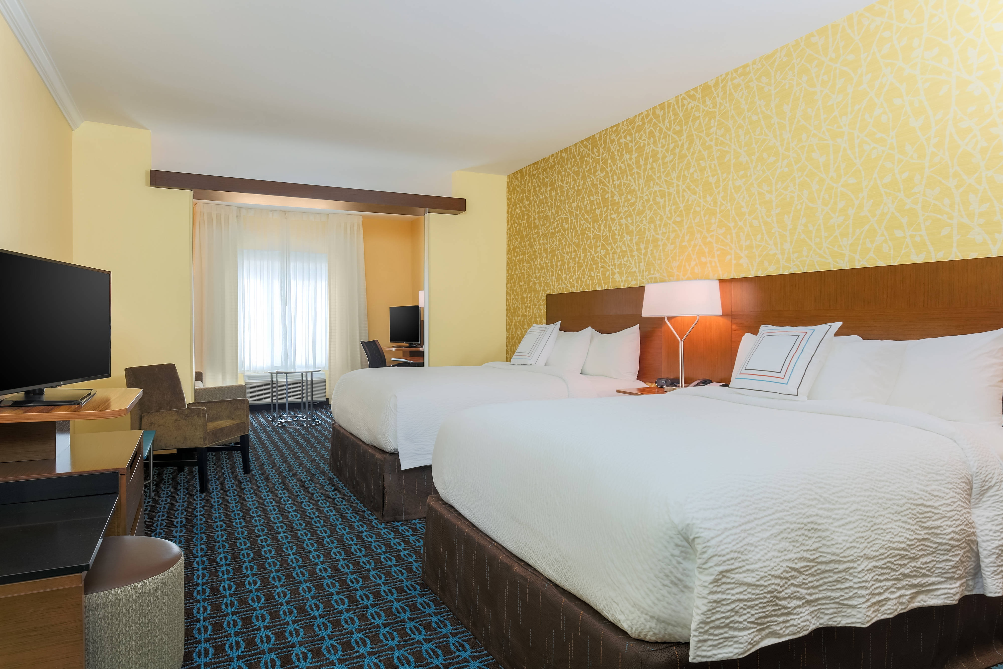 hotel rooms and suites in alexandria la fairfield inn. Black Bedroom Furniture Sets. Home Design Ideas
