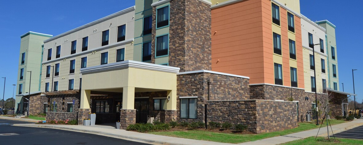Extended Stay Hotel In Alexandria La Towneplace Suites Alexandria