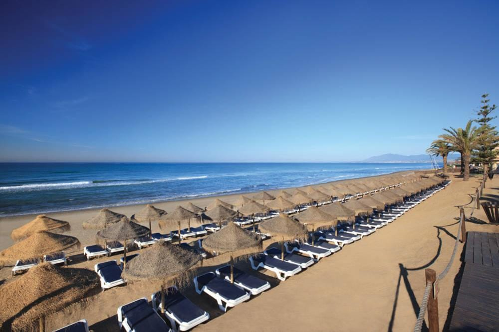 Marbella Beach Resort Beach