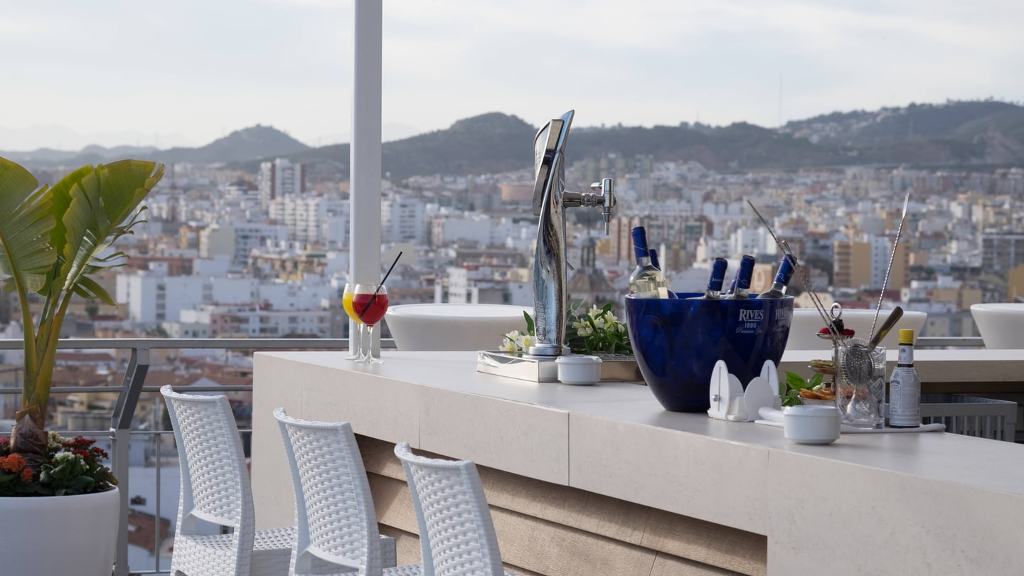 The Best Summer Terraces In Malaga