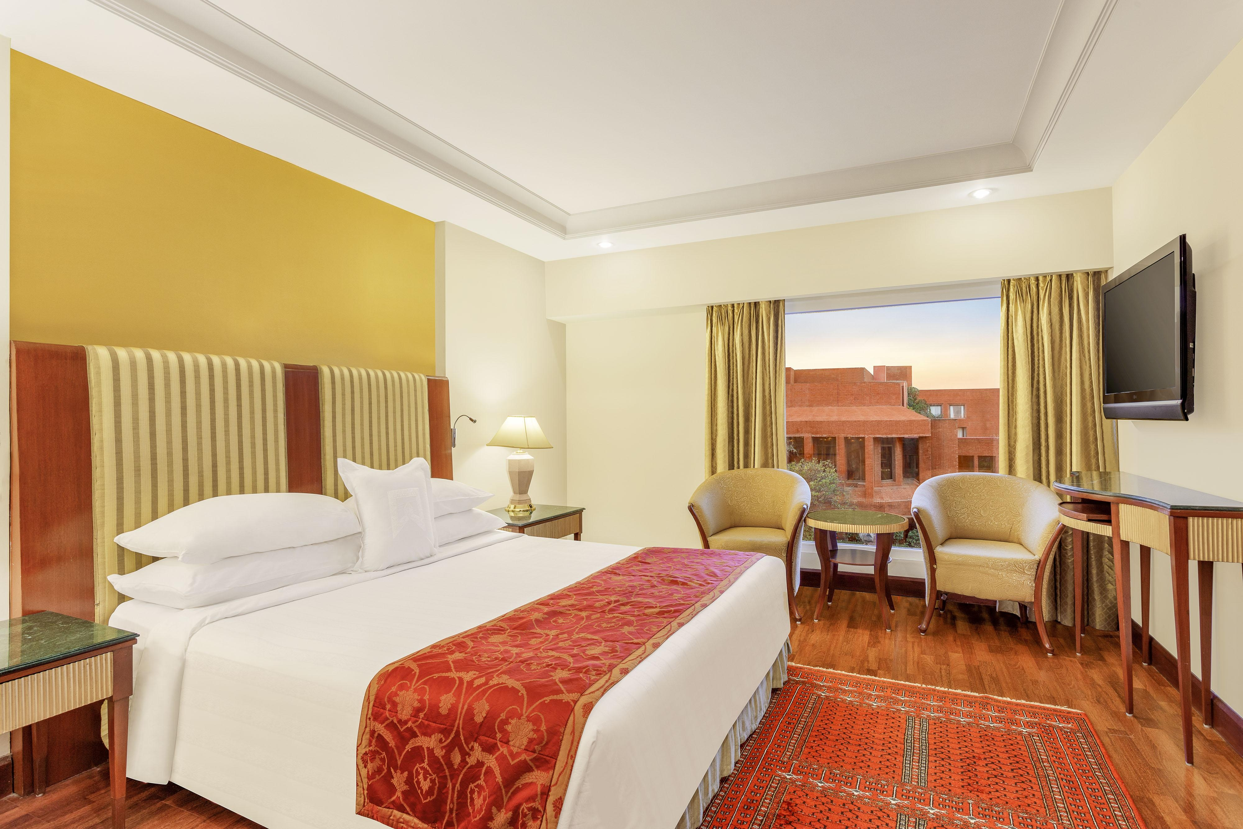 Suite Royal Mughal con letto matrimoniale King