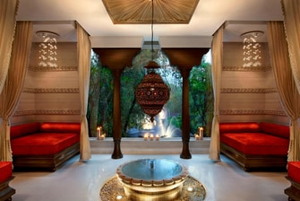 The Royal Spa - Relaxation Room