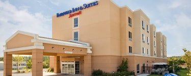 Fairfield Inn & Suites Augusta Fort Gordon Area