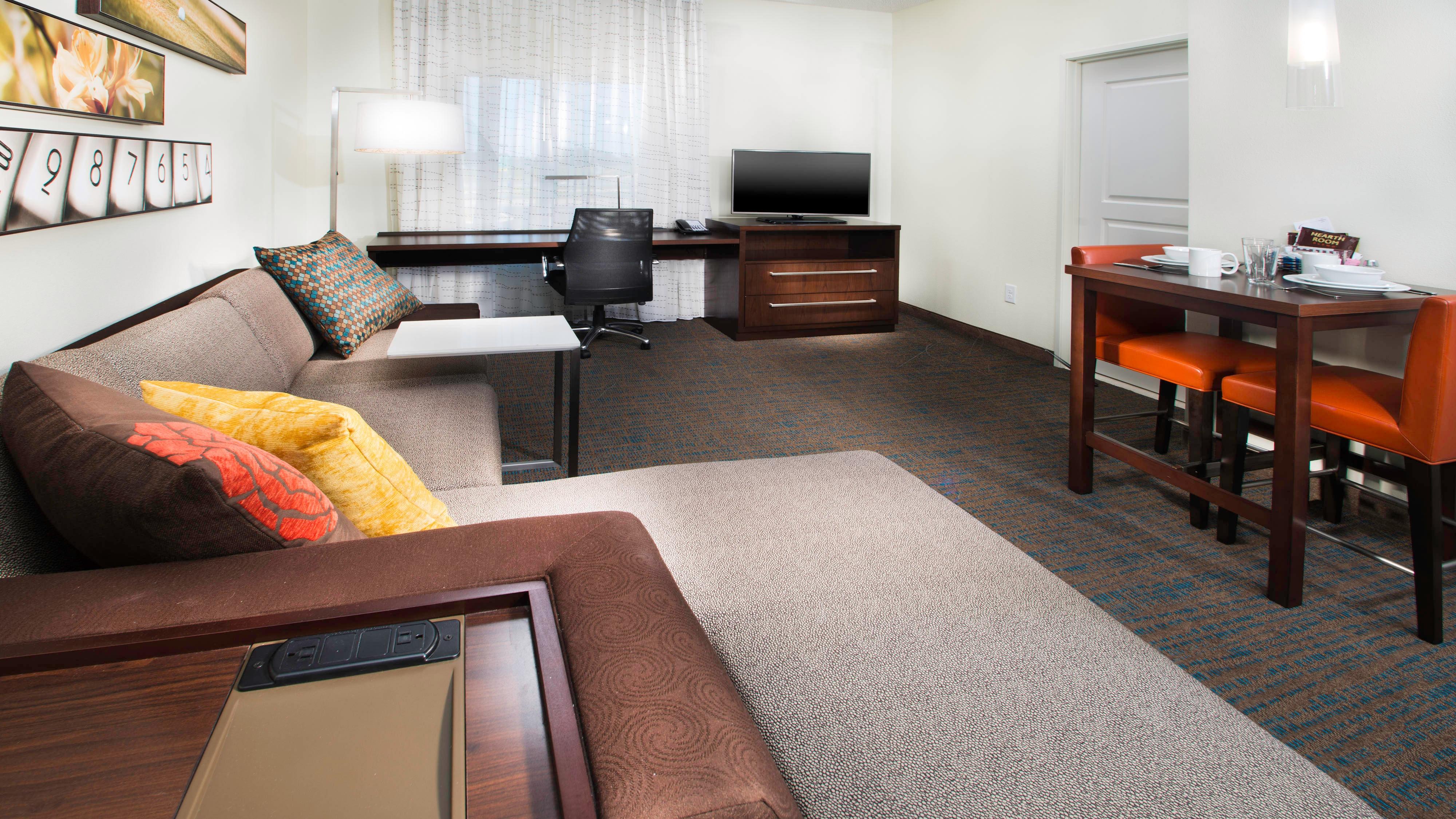 Suite de un dormitorio - Sala de estar