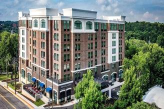 SpringHill Suites Athens Downtown/University Area