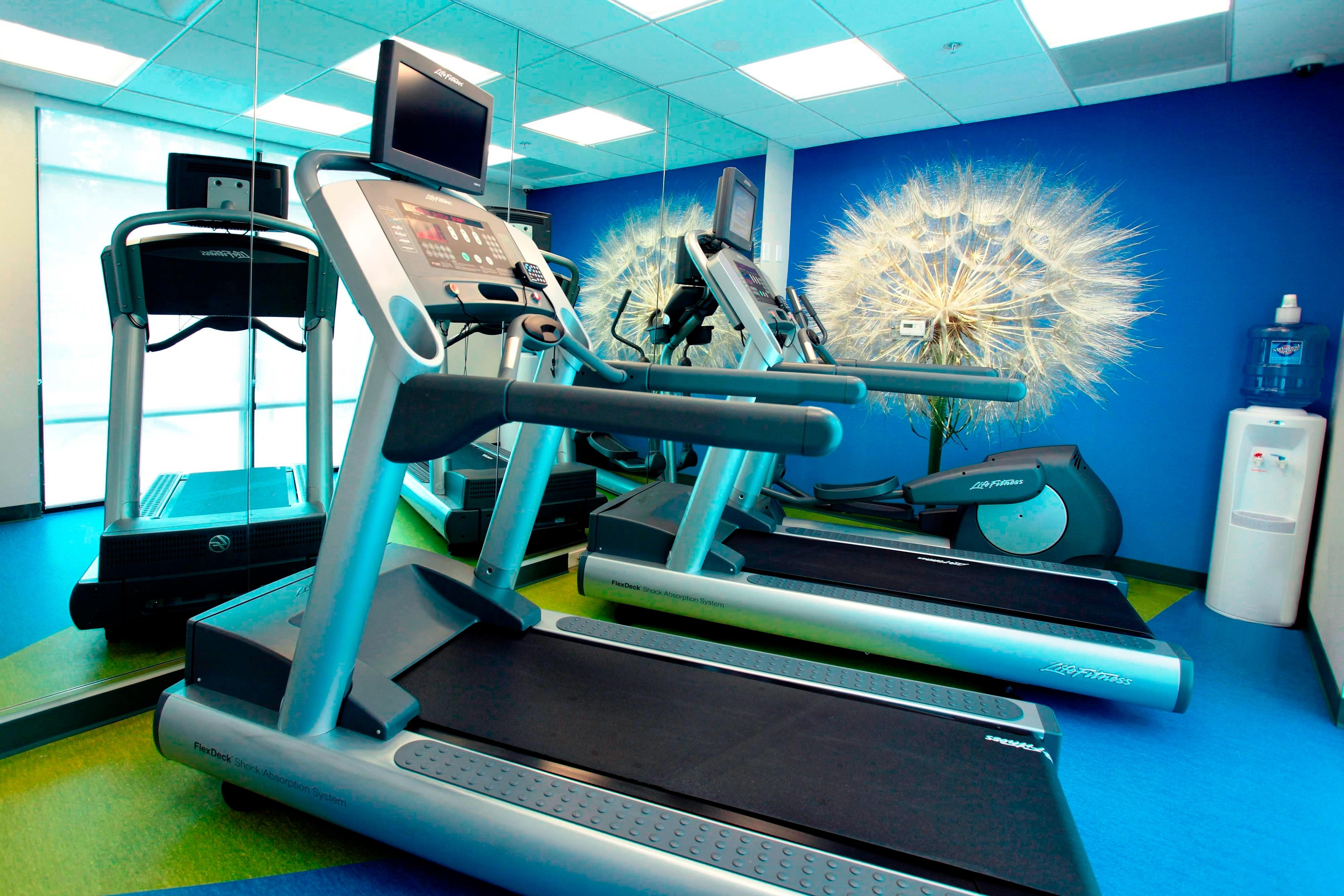 SpringHill Athens Exercise Room
