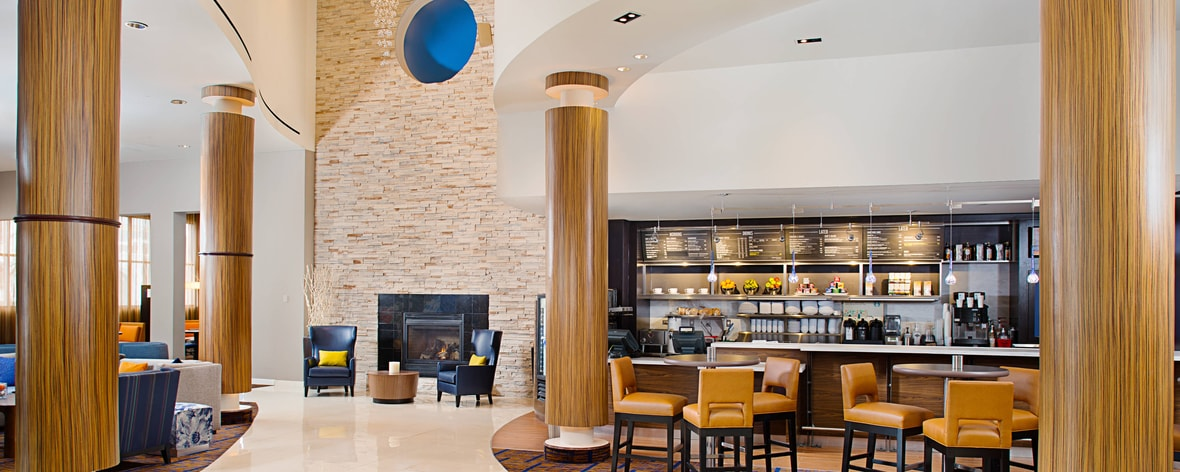 Lobby and Bistro