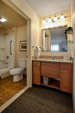 Egg Harbor New Jersey Hotel Bathroom