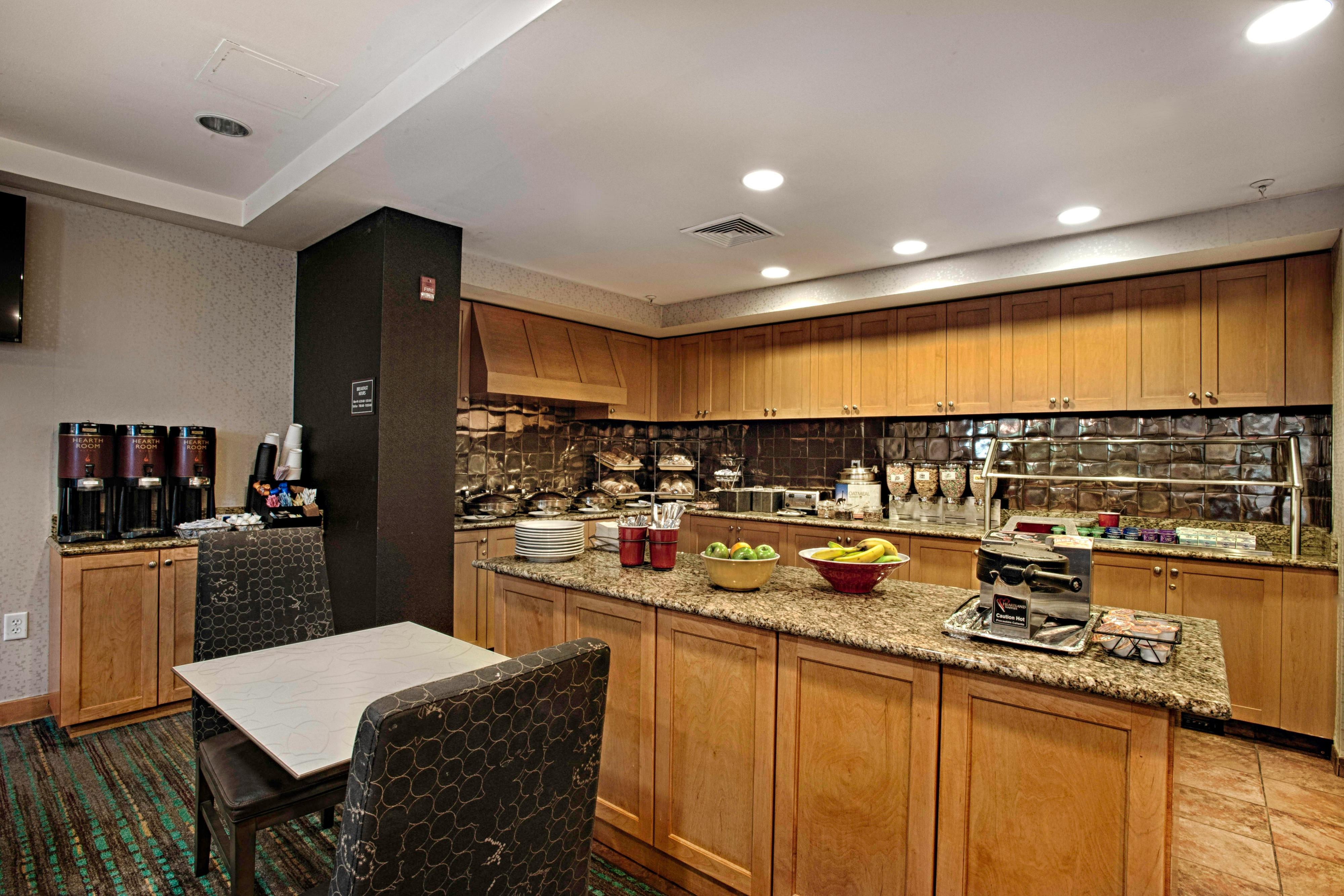 Atlantic City New Jersey Hotel Breakfast Buffet