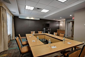 Atlantic City New Jersey Hotel Meeting Facility