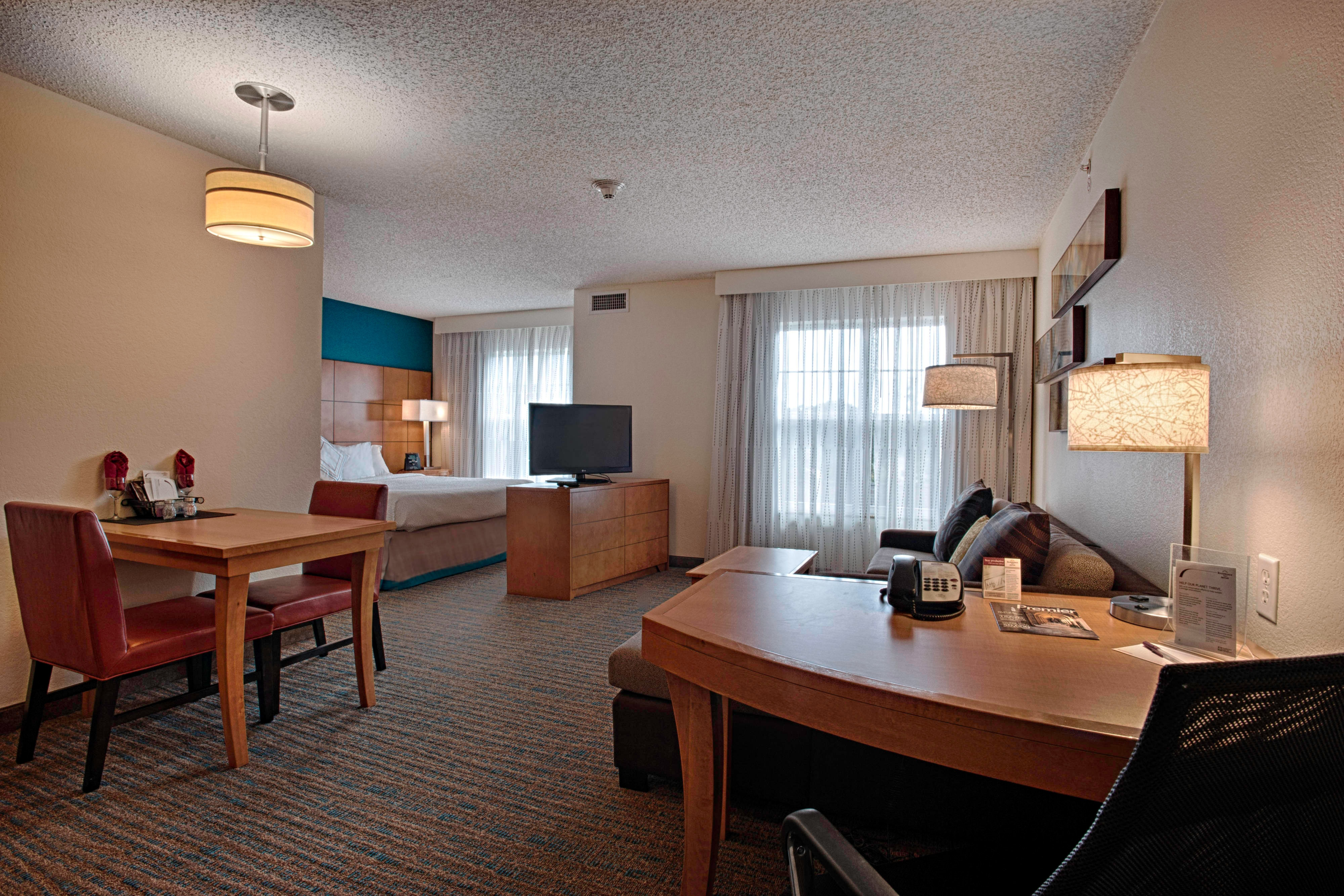 Atlantic City New Jersey Hotel Studio Suite