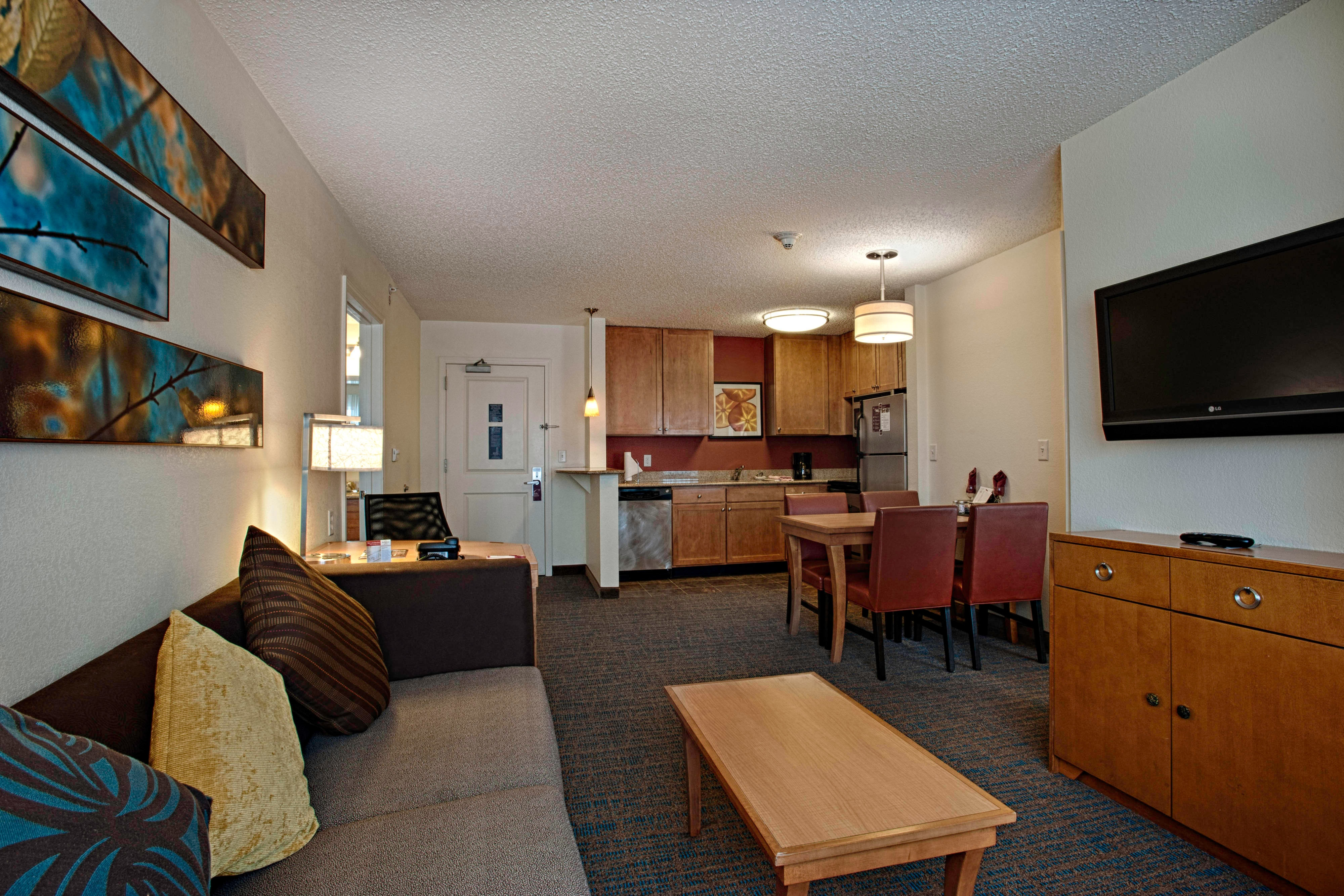 Egg Harbor New Jersey Hotel Studio Living Area