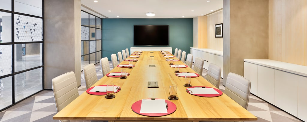 Aloft Hotel Business Meetings