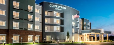 Courtyard Albany Clifton Park