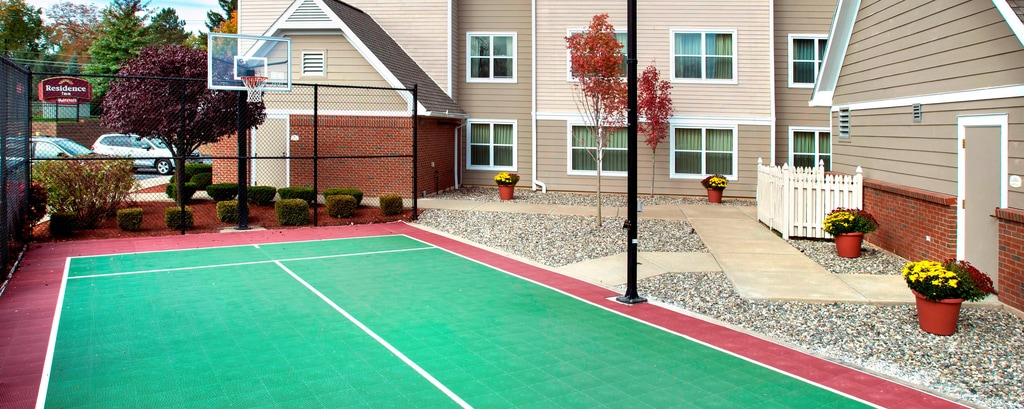 Albany East Greenbush Sport Court