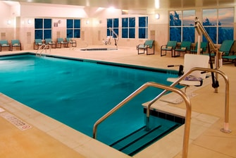 Residence Inn Albany Pool Fitness