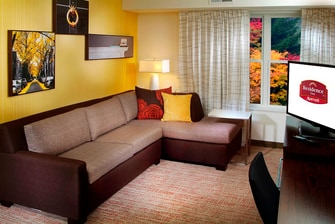 Residence Inn Albany Two-Bedroom Suite