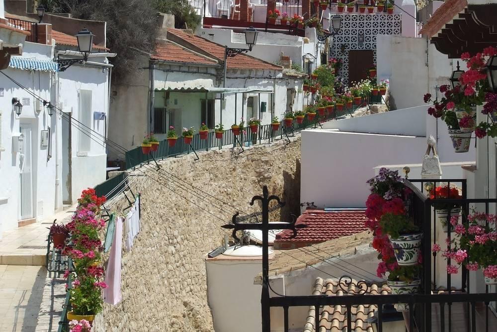 Tourist information in Alicante hotel