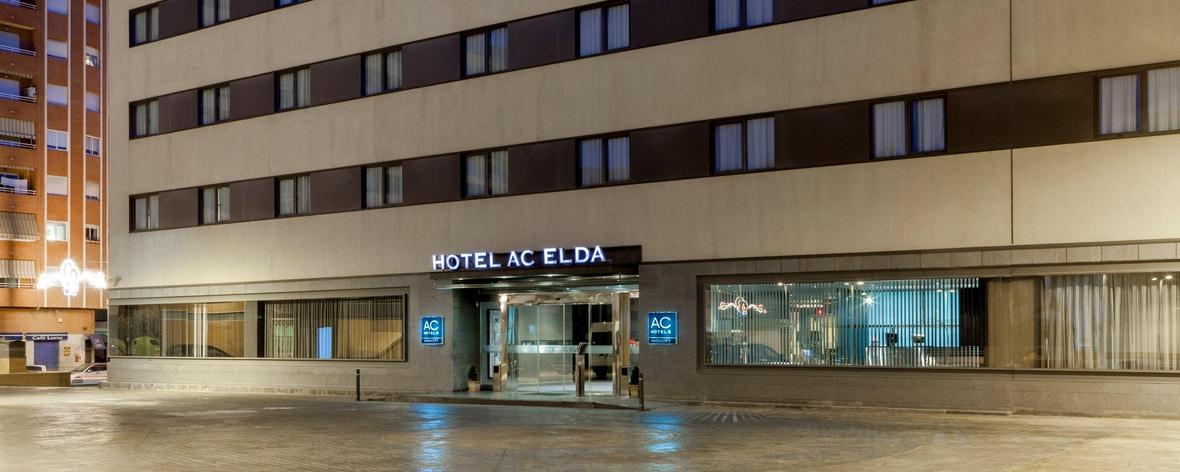 Hotel en Elda