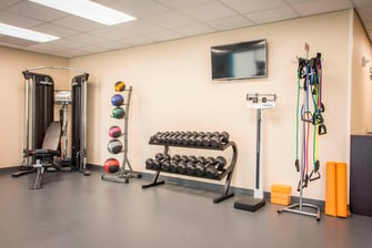 Fairfield Inn & Suites Fitness Center