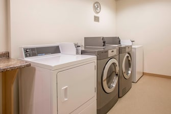 Fairifeld Inn & Suites Guest Laundry