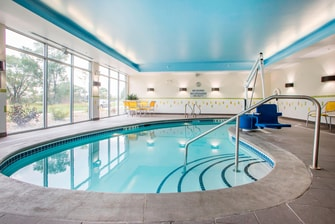 Fairfield Inn & Suites Indoor Pool