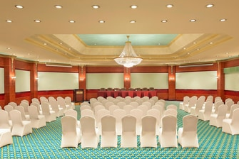 Meeting - Theater Style - Tabia Ballroom
