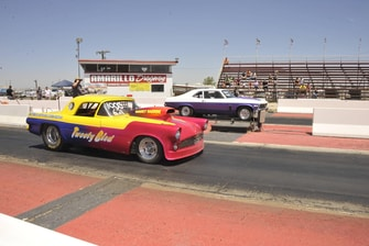 Amarillo Texas Dragway