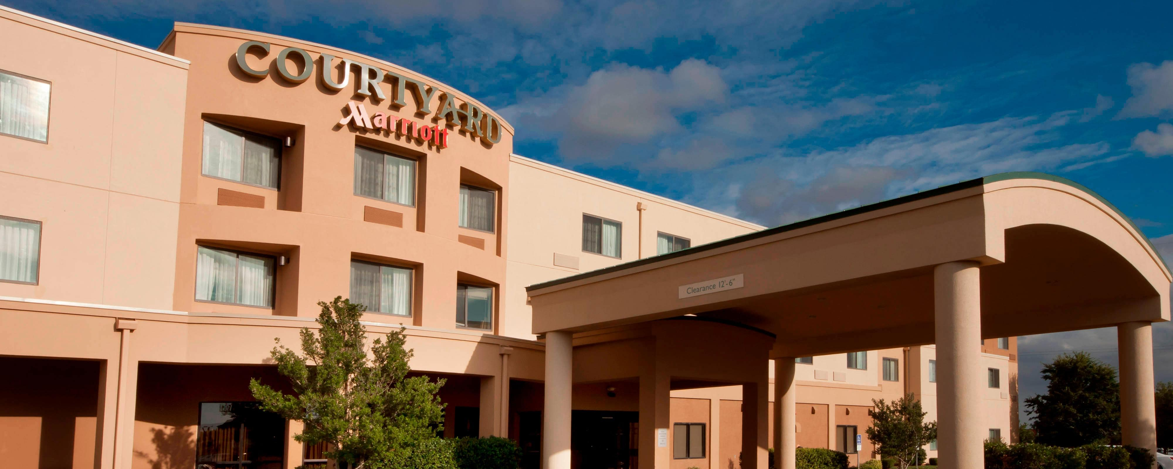 Hotels In Amarillo Tx On I  West