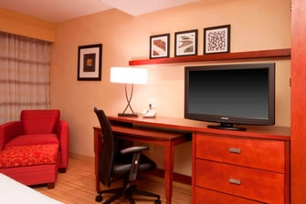 Amarillo Texas Hotel Amenities Desk