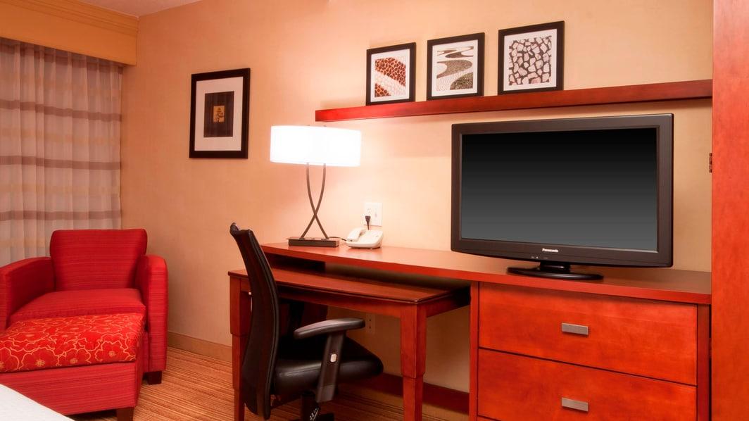 Escritorio del hotel en Amarillo, Texas