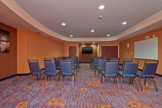 Amarillo Texas Hotel Meeting Room