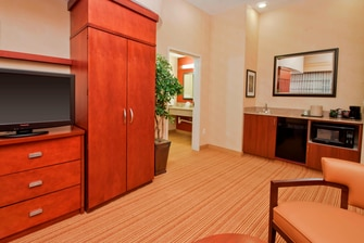Amarillo Texas Hotel Suite Amenities
