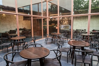 Outdoor Cafes in Ahmedabad