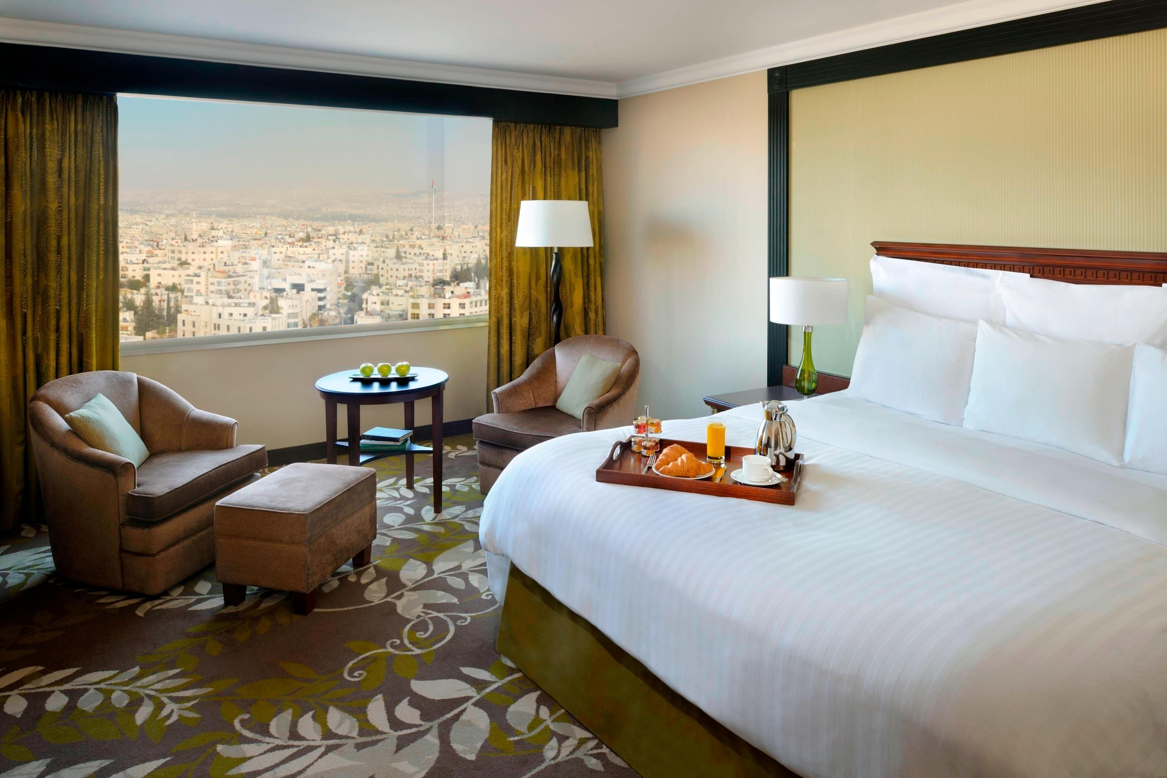 Amman Jordan Accommodation Hotel Rooms Amman Marriott