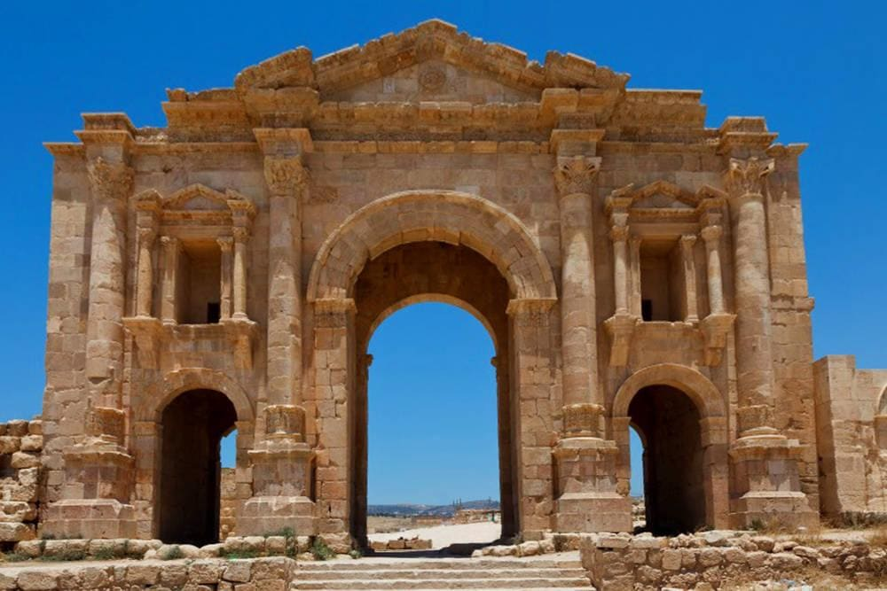 JARASH Main Gate