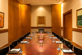 The Board Meeting Room