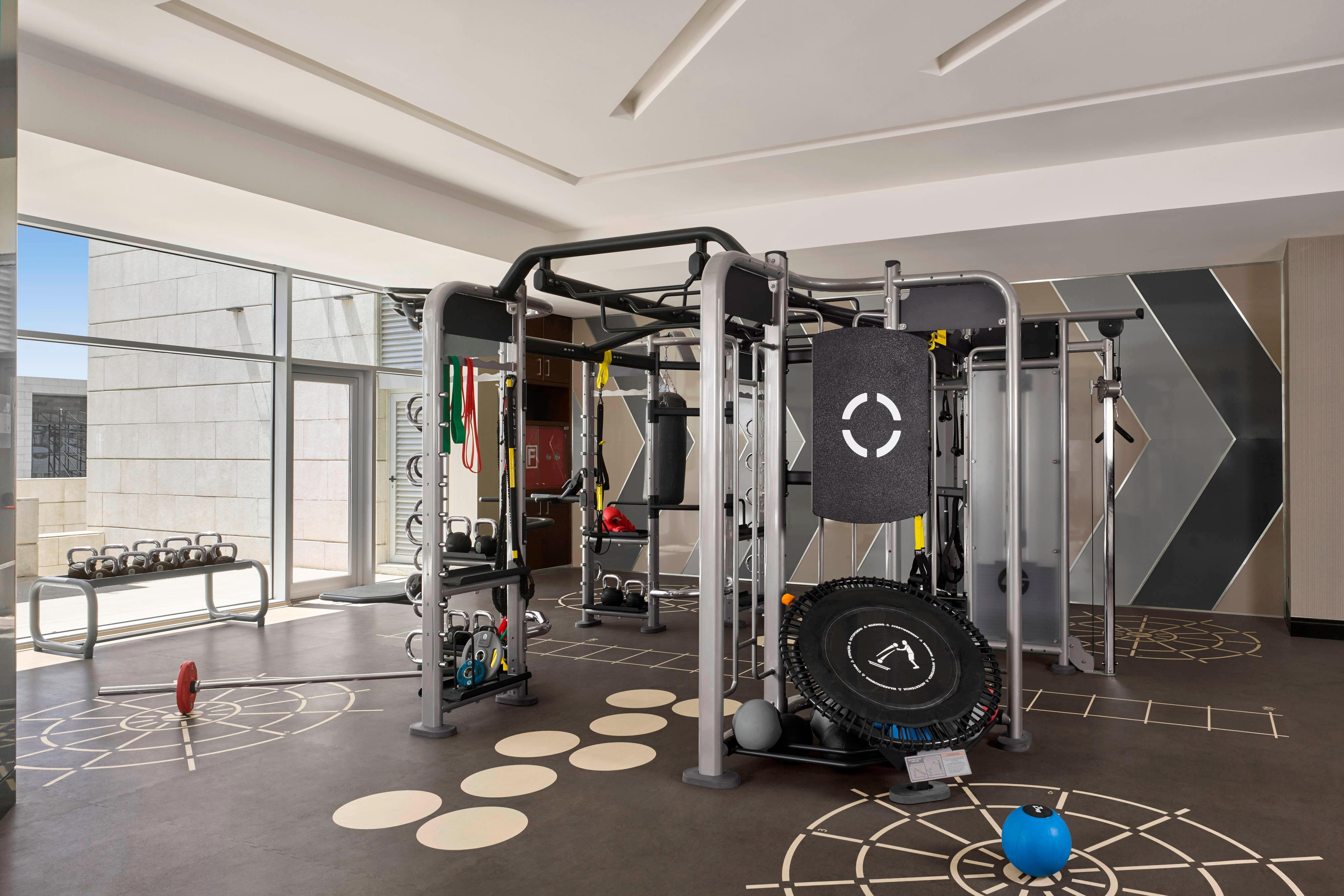 Sheraton Fitness - SYNRGY360