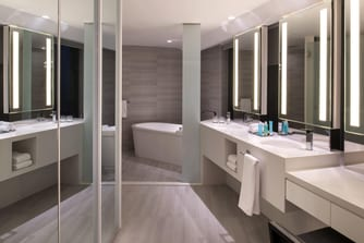W Suite - Bathroom