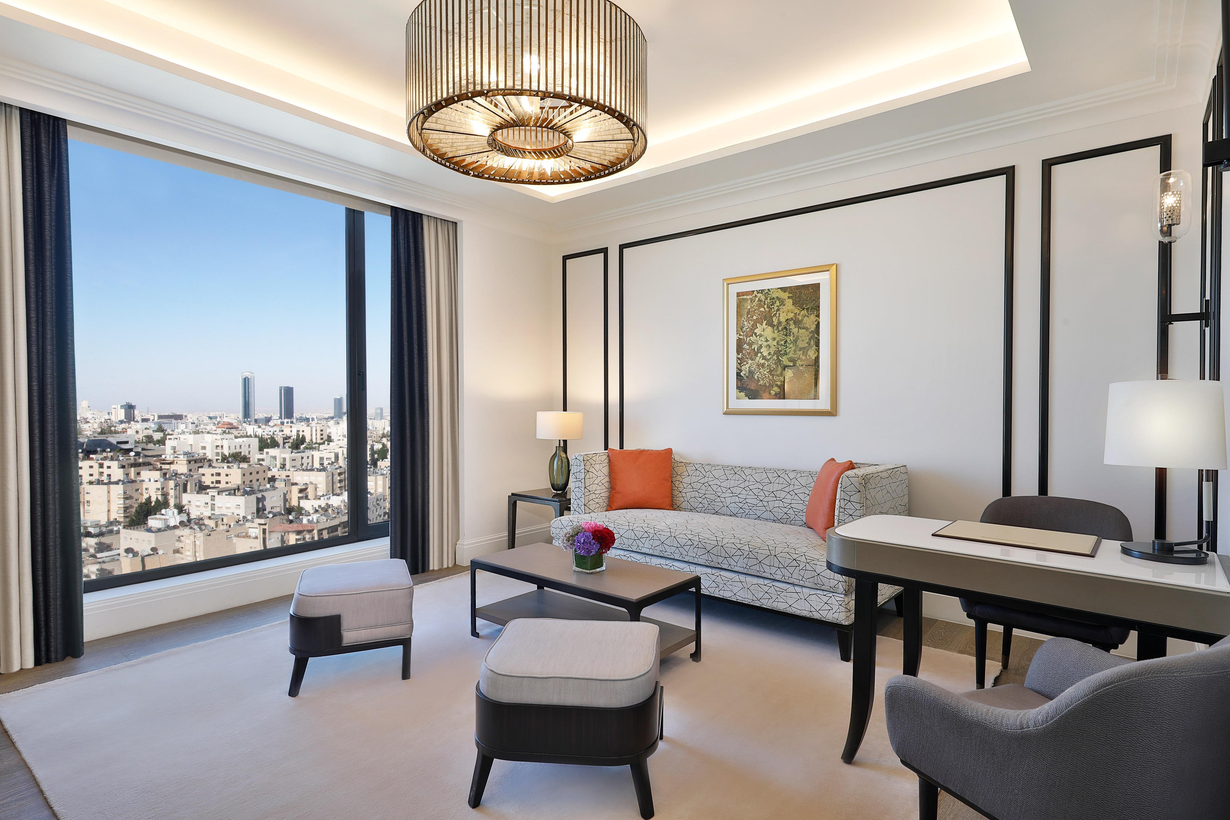 Suite Metropolitan - Salon