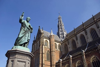 Haarlem near Hotel in Netherlands