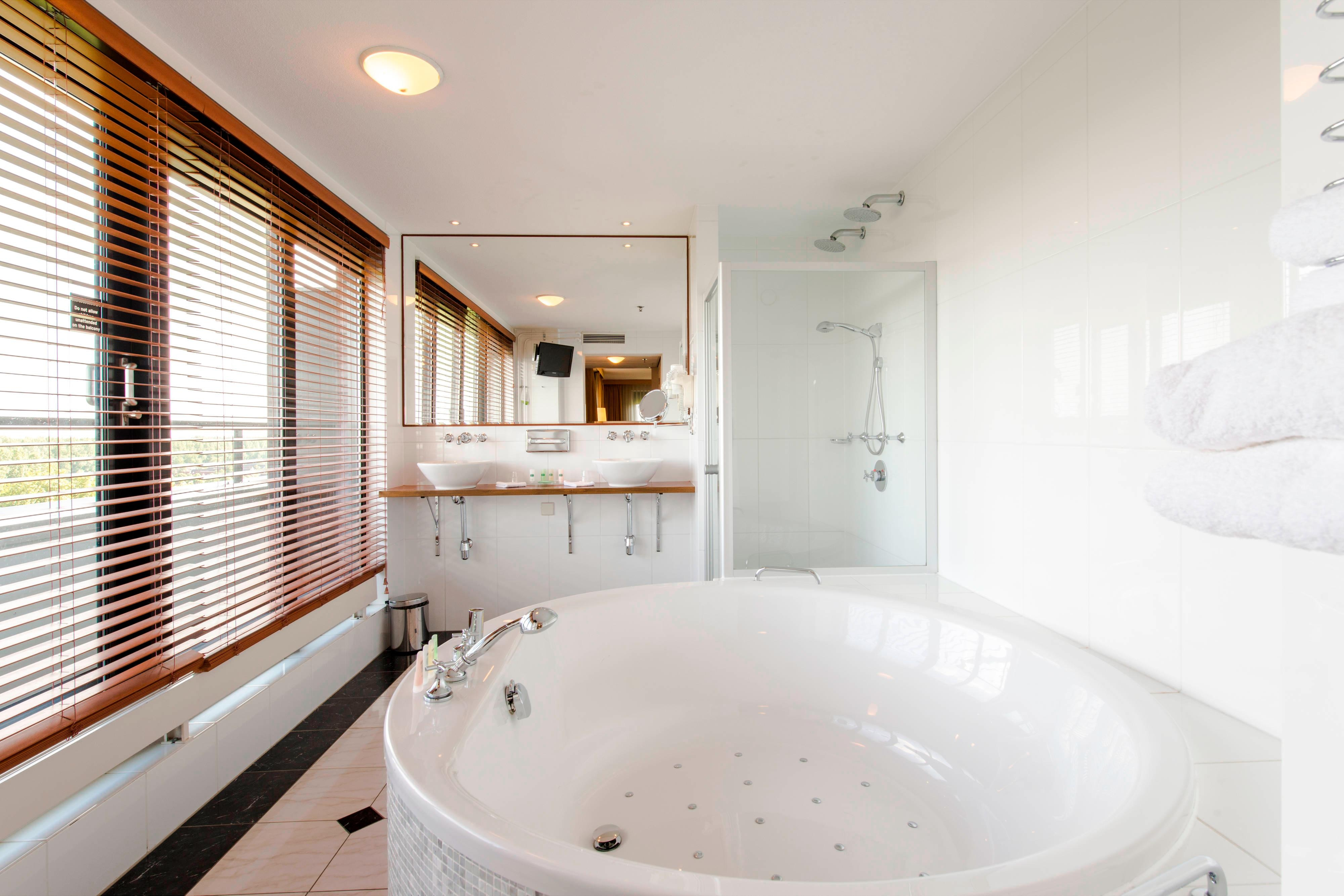 Penthouse Jacuzzi Amsterdam Schiphol hotel